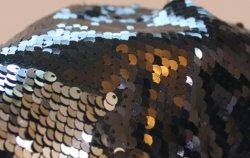 12мм Bing Bing розового цвета со смешанным квадратные матрицы Sequin Sequin платье реверсивный Sequin скатерть Shimmer Sequin настенной панели Sequin кружевной ткани Sequin Скатерть