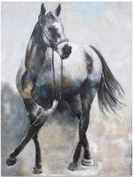 حصان حجر السّامة زيت صورة لأنّ جدار فنية [غف-ب190522129]