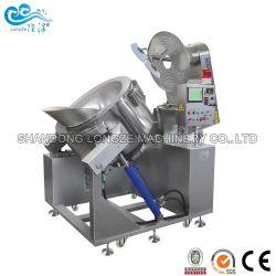 2020 de Nieuwe Van het Ontwerp Lopende band van de Machine van de Popcorn van het Ce- Certificaat Elektrische Industriële Met Goedkope Prijs