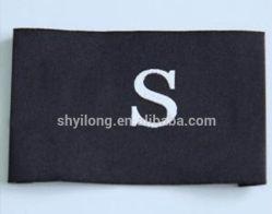 مصنع ييلونغ السعر قياسي الطباعة ملصقات حجم البوليستر/الساتان للحقائب، والحقائب، والأحذية