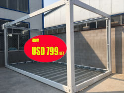 Blocco per grafici d'acciaio standard australiano del contenitore della Camera del metallo di basso costo