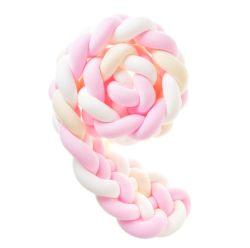 La canapa fiorisce l'ammortizzatore del cuscino della peluche della decorazione della base di bambino
