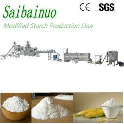 中国チーナンSaibainuoの白オイルの鋭い澱粉の機械装置