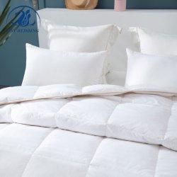 Travesseiro Alternativas Tampa hipoalergênica com enchimento de microfibras de pelúcia super macio e respirável Travesseiros cama estilo de hotel