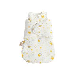 BABY-Schlafsack des kundengerechten Winter-100%Cotton tragbarer Swaddling Säuglings