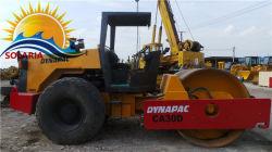 Utilisé de bonne qualité d'un compacteur DYNAPAC CA30D Machine de construction du rouleau de route