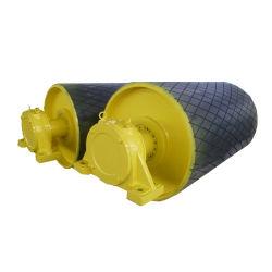 컨베이어 벨트 강철 세라믹 Non-Drive 또는 맨 위는 또는 고무 지체 드럼 폴리 162를 구부리거나 채택하거나 냉대하거나 꼬리를 단다