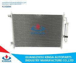 Condensador de aluminio para Nissan X-Trail T31 (07-) ; OEM: 92100-Jg000.