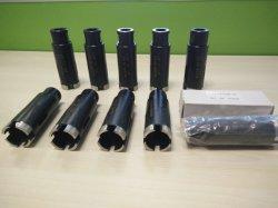 35mm, 38MM, 50MM, 100mm Diamond secar las puntas puntas con varillas de soldadura de granito, cuarzo, el Mármol