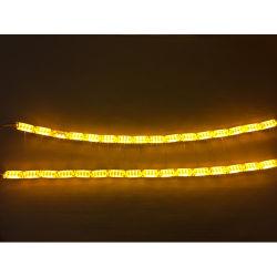 Colore caldo di RGB di vendite dall'indicatore luminoso corrente di giorno dell'indicatore luminoso di nebbia di controllo LED del Phone APP Bluetooth DRL LED