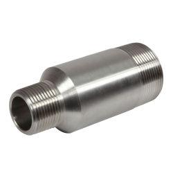 Forjado en caliente la venta de accesorios de tubería sin costura acero estampar pezón
