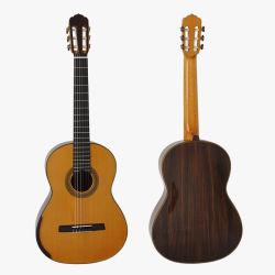 Торговая марка Aiersi Yulong Guo твердых классической гитаре Smallman розового дерева