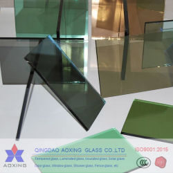 Abgehärtetes/ausgeglichenes Glas für Swimmingpool-Zaun löschen