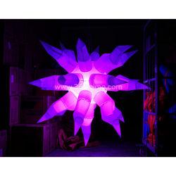Группа оформление надувные Star светодиодный индикатор Рождество освещение для продажи Iw005
