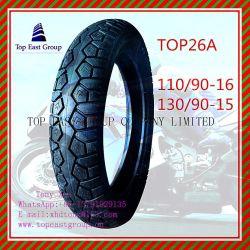 Le Nylon 6pr le tube intérieur Tricycle de pneus pour motos de pneus 110/90-16 130/90-15
