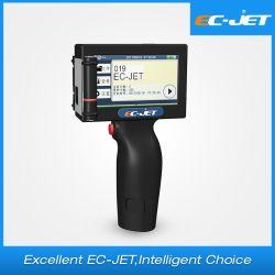 Máquina de codificação inkjet portátil impressora portátil para caixas de papelão Data de Impressão (ECH200)