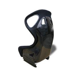 O desporto de cor Automático Ajustável Tampa de PVC em fibra de carbono Carro Bacquet Racing Seat
