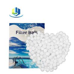 Ácido e alcalino Indústria Resistência Pool de poliéster Fibra de filtro de areia de esferas da bomba para Piscina filtragem da água