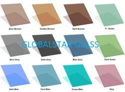 4mm-10mm bronce, gris, azul, verde claro, la plata, oro y rosa/reflexiva de una manera de cristal de espejo
