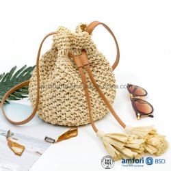 Saleのための高品質Customized Factory Supply Women Fashion Straw Bag