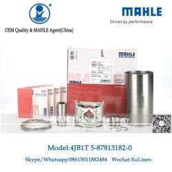 De Uitrusting van de Voering van de Cilinder van Mahle 4jb1 voor de Uitrusting van de Reparatie van de Motor van Isuzu 4jb1t