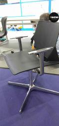 Büro-Stuhl-Bauteil-Vier-Sternegußaluminium-flache Unterseite