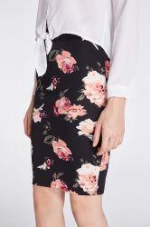 De In het groot Vrouwen van Timtex van Katoenen van Dame Hot Sell OEM Custom Manier de Mini Korte Rok Elastane van de Polyester