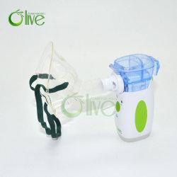 Portátil de alta calidad Home nebulizador con máscara de oxígeno