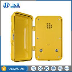 Telefonia Industriale Resistente Agli Atti Vandalici, Telefono Di Emergenza Per Impianti Chimici A Mani Libere