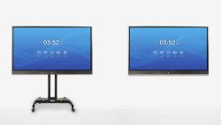 """86 """"会議のための1 Smartscreen Iwb対話型のWhiteboardのマルチ接触すべて"""
