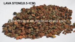 Piedra de Lava (piedra pómez de molienda de basalto) Material del filtro de carbón de barbacoa