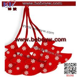De Decoratie van de Vakantie van de Punten van de Partij van Yiwu van het Ornament van Kerstmis van de Ambacht van het Stuk speelgoed van kinderen (B5048)