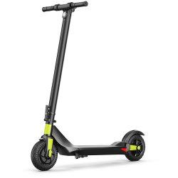 36V 250W Plegable de Alta Velocidad Kick levantarse Adulto 2 ruedas Scooter eléctrico con control de la App.