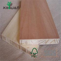 薄板にされた材木の版れんがのボード25mm