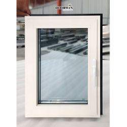 미국 사람 또는 European Style Thermal Break Aluminium Window, 미국 Standard High Quality Tilt 및 Turn Opening Window, Latest Inward Opening Window