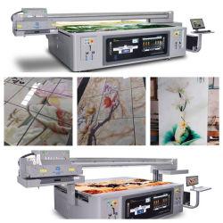 Les carreaux de céramique, verre, Foamboard l'impression grand format jet d'encre UV 2513 Imprimante scanner à plat numérique