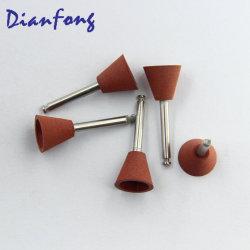 Ar108m коричневый чашки силиконового каучука профилактика Polisher для полировки керамические стоматологической