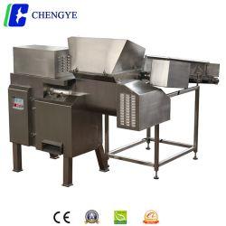Machine de découpe de légumes de l'oignon Chips de pommes de terre de la machine de découpe de tranches de la machine