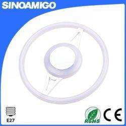 LED Lampe LED Tube circulaire avec douille E27