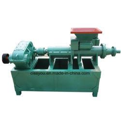 La Chine de la poudre de charbon de bois de la poussière de charbon Briquette Stick Extrusion Appuyez sur la machine
