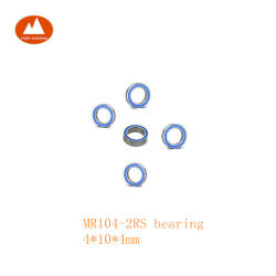 4X10X4 мм Руководство по ремонту104RS L RS1040BC410RS X4RS 4m10RS Руководство по ремонту104 L1040 X4 Bc410 4m10 2RS/RS/2rz/Rz миниатюрный шариковый подшипник для офисного оборудования Micro электродвигателя вентилятора игрушка щитка приборов