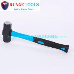 Schlitten-Hammer des harten Gesichts-10lb Stahldes kopf-50 HRC mit langem unzerstörbarem Griff