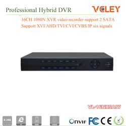 16-канальный Xvr камеры CCTV полный комплект безопасности DVR комплект