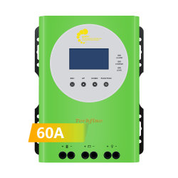 60A MPPT 솔라 패널 배터리 충전기 12V 24V 36V 48V Solar System용 Solar 충전기 컨트롤러 MPPT 60A