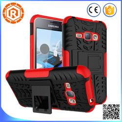 Neue Shockproof TPU blenden Telefon-Kasten für Samsung J1 2016/J120