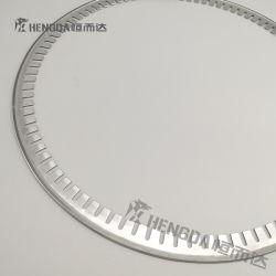 Regola di piegatura, piegatura a base piatta, righe in acciaio, lamierina di taglio