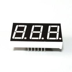 0.32 дюйма три цифры семь сегментный светодиодный цифровой дисплей
