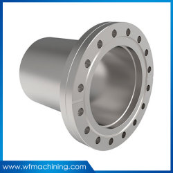 De roestvrij staal Gesmede Lassende Flens van de Hals voor DIN/JIS/ANSI B16.5/En1092-1/BS4504