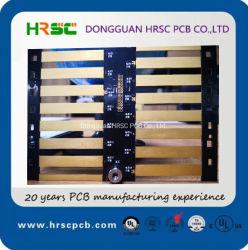 El doble de PCB para PC Webcam Cámara devídeo inalámbricadel sistema de seguridad de timbre de componentes electrónicos PCB&proveedor PCBA