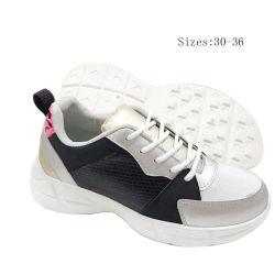 余暇様式の注入はからかうスニーカーのスポーツの運動靴(SD1912-11)を